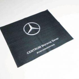 Hadřík z mikrovlákna z logem Mercedes - Benz
