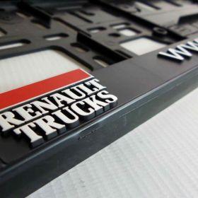 Podznačky auto - držáky SPZ - Renault Trucks