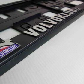Podznačky auto - držáky SPZ - Volvo