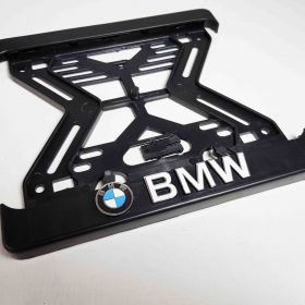 Podznačky moto - držáky SPZ - BMW