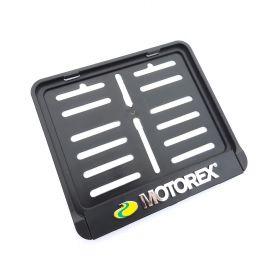 Podznačky moto - držáky SPZ - Motorex