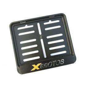 Podznačky moto - držáky SPZ - Xmotos