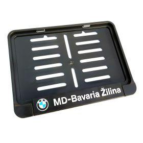 Podznačky moto - držáky SPZ - MD Bavaria SK