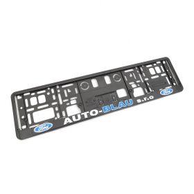Podznačky auto - držáky SPZ - Auto-Blau Ford