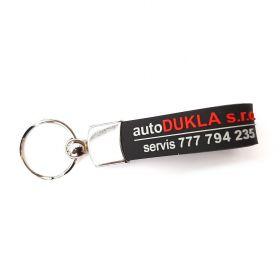 Kožené a gumové klíčenky s logem - reference - Honda Autodukla