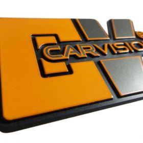 3D stickery - samolepky na auto - Car Vision