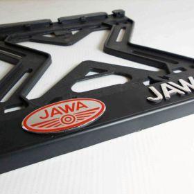 Podznačky moto - držáky SPZ - Jawa
