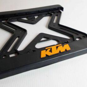 Podznačky moto - držáky SPZ - KTM