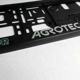Podznačky auto - držáky SPZ - Jeep - Agrotec