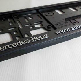 Podznačky auto - držáky SPZ - Mercedes - Benz