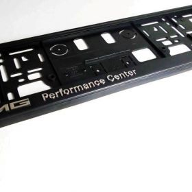 Podznačky auto - držáky SPZ - Mercedes - Benz AMG