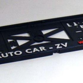 Podznačky auto - držáky SPZ - Toyota