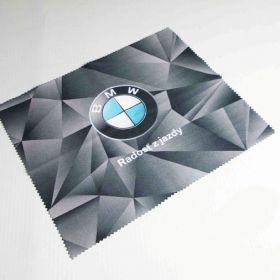 Hadřík z mikrovlákna z logem BMW
