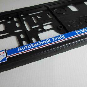 Podznačky auto - držáky SPZ - Bosch Service