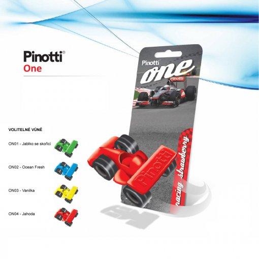 Pinotti Pinotti ONE - gelový osvěžovač vzduchu
