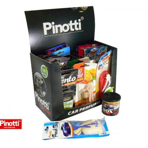 Startovací box osvěžovače Pinotti - MIX 25 ks vůní