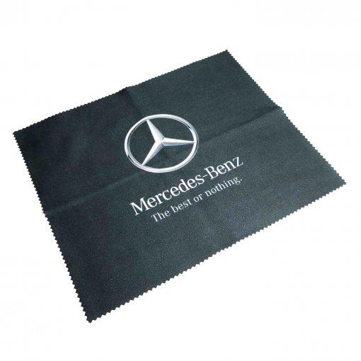 Útěrka z mikrovlákna s motivem na míru Mercedes